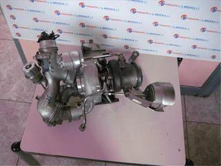 264009 Turbo MERCEDES CLASE E W212 2010 220 CDI