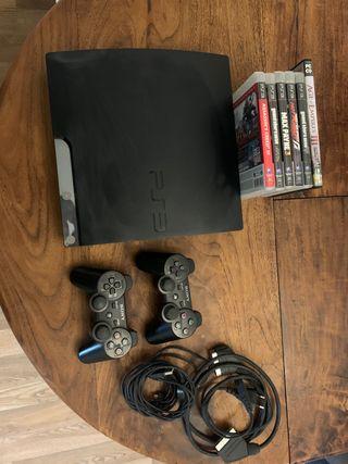 PS3 y videojuegos