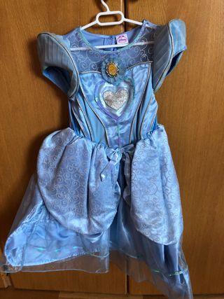 Disfraz Disney Cenicienta 3-4 años