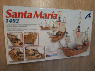 Santa María modelismo naval