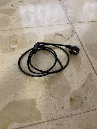 Cable corriente de ordenador