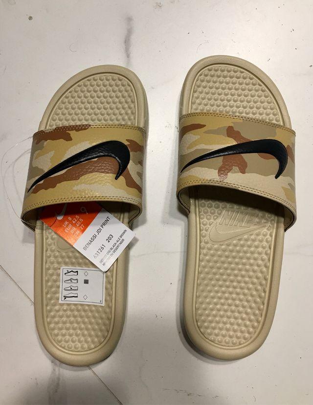 Chanclas Nike nuevas