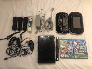 Wii U pack familiar