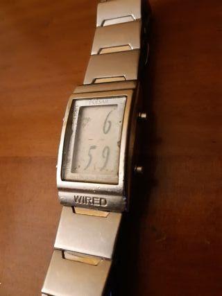 Reloj Pulsar Wired ( Seiko)