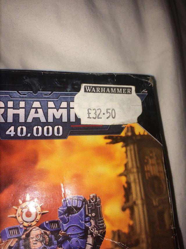 War hammer 40,000