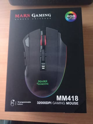 Mouse Mars Gaming MM418