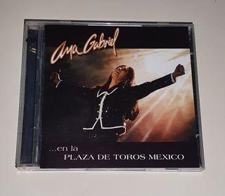 ANA GABRIEL / 2CD / EN LA PLAZA DE TOROS MÉXICO