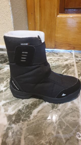botas nieve talla 31