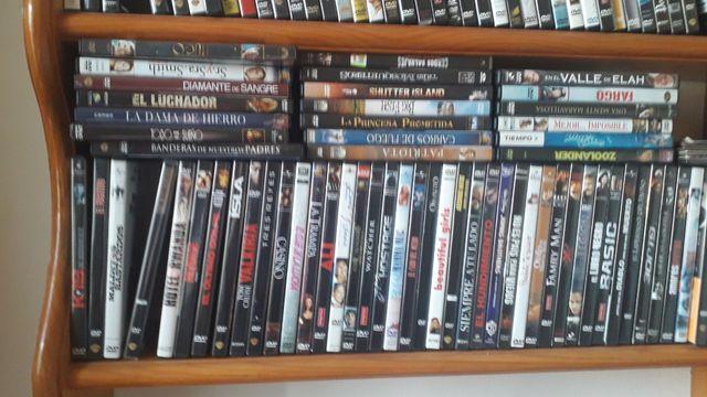 se vende películas de DVD