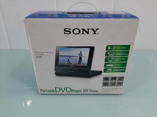 Sony reproductor DVD portátil