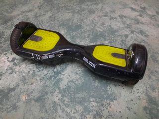 Patinete eléctrico Hoverboard Nilox, tabla