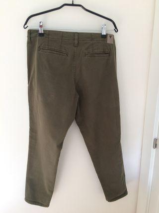 Pantalón Guess verdes