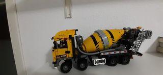 Hormigonera Lego (Aliexpress)