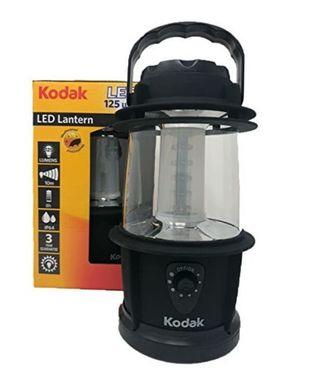 Kodak Linterna camping Farol LED 5 Lumens