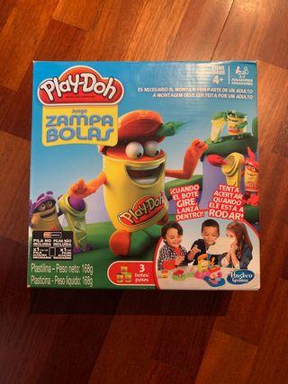 Zampa bolas Play-Doh