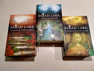 trilogia de Sarah Lark