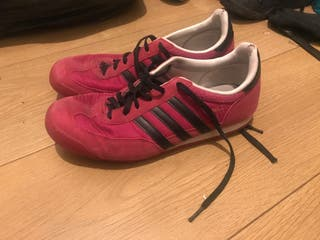 Girls adidas shoes