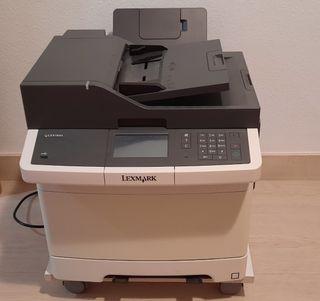 Impresora multifunción láser color