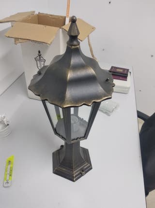 Lámparas Jardin