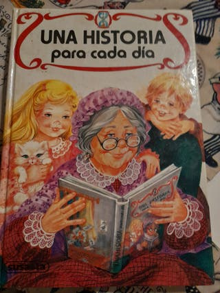 Libro Una Historia Para Cada Dia