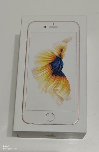 iPhone 6s dorado 32GB