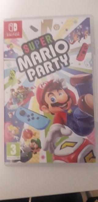 Mario Party Nintendo Switch