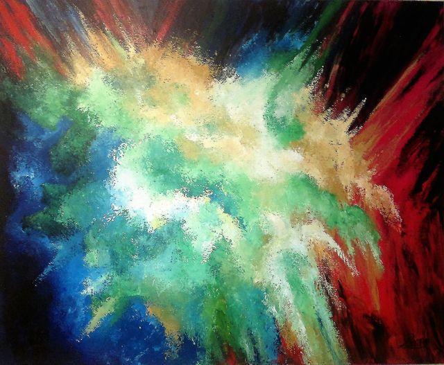 Pintura en acrílico