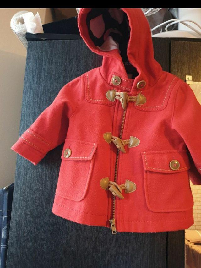 jacket size 6-9 months