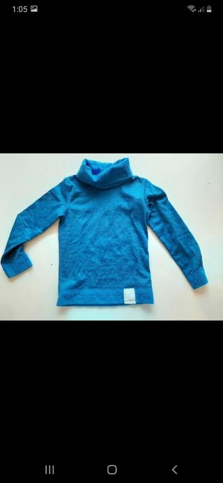 Camiseta térmica esquí Wed'ze