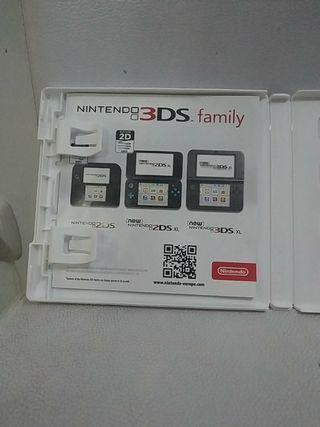 Nintendogs & Cats 3ds compatible con Nintendo 2DS