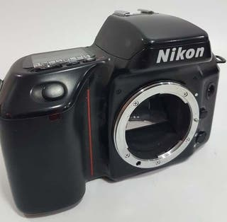 Nikon F-70 cuerpo de cámara