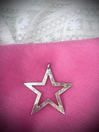Colgante/estrella