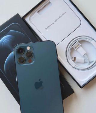 iPhone 12 pro Max azul pacifico