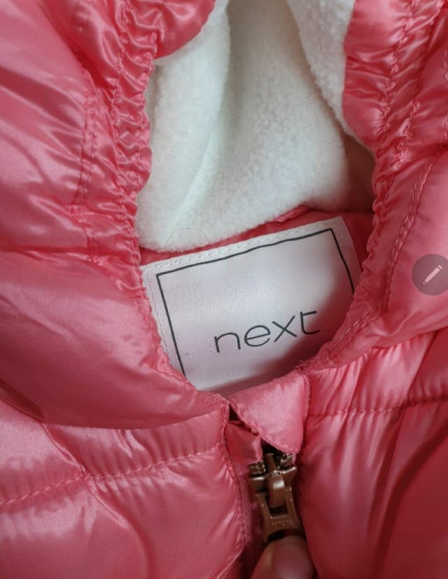 jacket size 6-9months