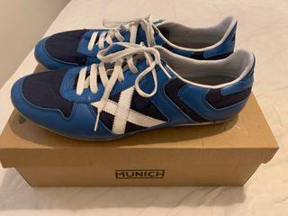 Zapatillas Munich piel talla 44