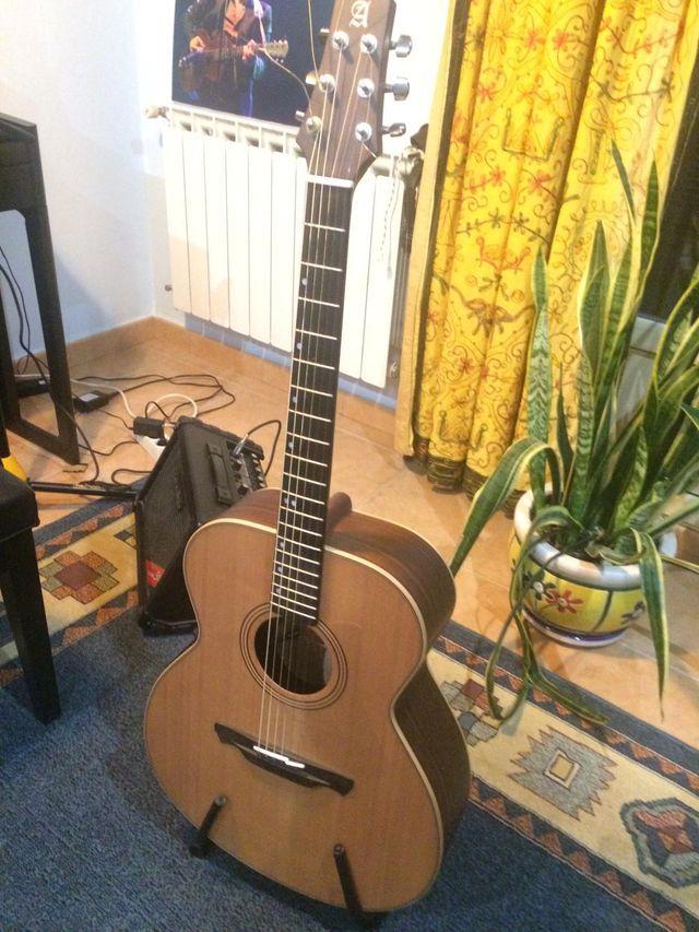 Guitarra Acústica Alhambra J2 E5