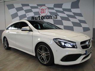 Mercedes CLA Shooting Brake 200 7G-Tronic AMG Line