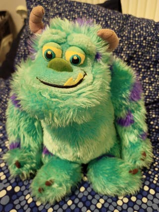 Peluche original Disney Sulli Monstruos SA 30cm