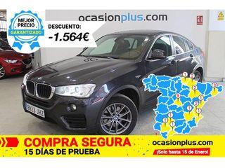BMW X4 xDrive20i 135 kW (184 CV)
