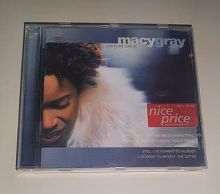 MACY GRAY / CD / ON HOW LIFE IS