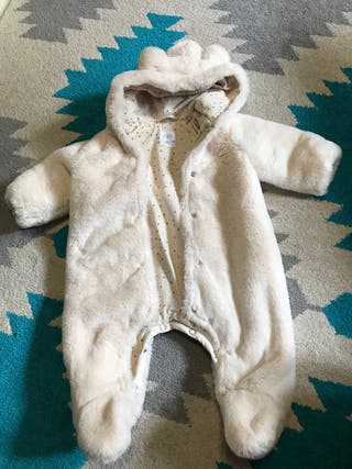 Buzo bebé 0-3 meses 62 cm