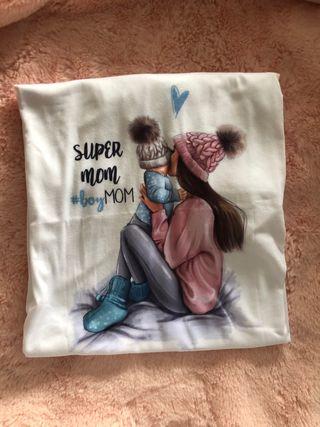 Camiseta madre e hijo