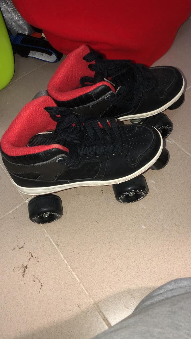Roller quad 39