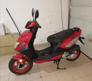Moto Aiyumo Aruba 50cc 4t