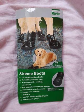 Botas para perro