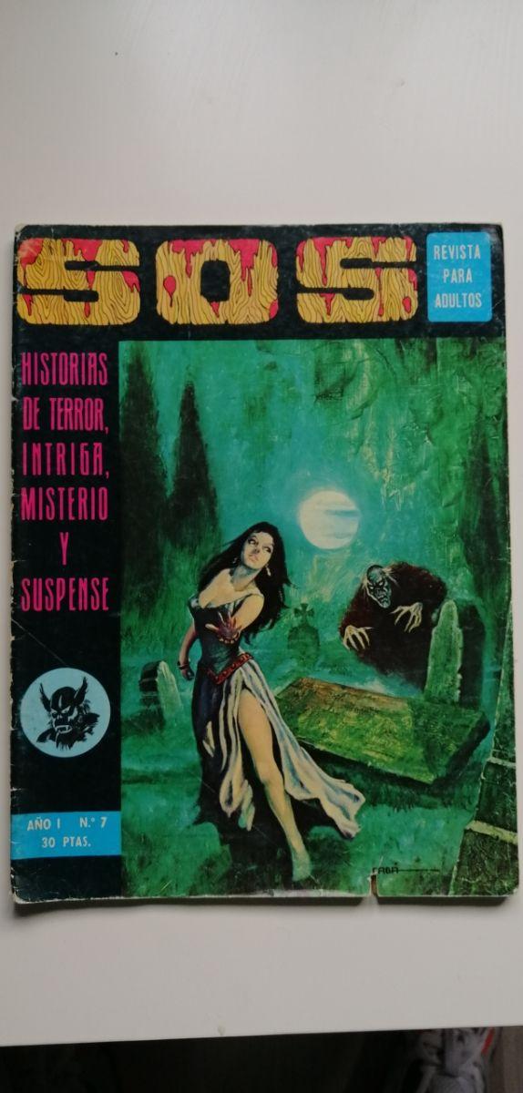 SOS revista para adultos n°7