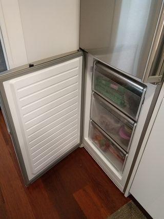frigorífico + congelador Siemens