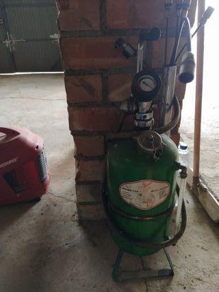 Extractor Aceite