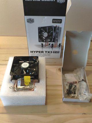 Ventilador CPU Hyper TX3 Cooler Master