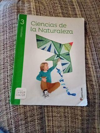 ciencias naturales 3 primaria Santillana